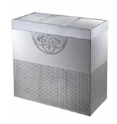 Square Mall Series Dustbin
